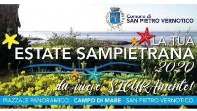 Notizia Studio Amica - LA TUA ESTATE SAMPIETRANA 2020.... DA VIVERE SERENAMENTE - RINVIO EVENTO DEL 6 AGOSTO 2020