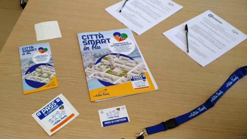 Notizia Studio Amica - Città Smart in Blu